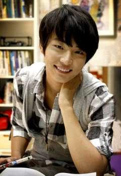 気になる俳優ユン・シユン